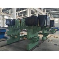 China Shot Blasting Painting Tank Turning Rolls 200T Steel Tube In Wind Tower Productions Line for sale