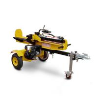 Wholesale 15HP B&S Gpetrol Timber Wood Cutting 4 Way Blade Hydraulic 40 Ton Log Splitter from china suppliers