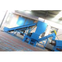 Single Shaft PE PP Film Washing Line For Crushing Waste Plastic for sale