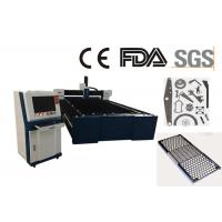 Wholesale 1530 Metal Fiber Laser Cutting Machine , Industrial Laser Cutter For Stainless Steel from china suppliers