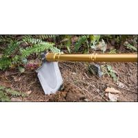 Wholesale Self - Defense Shovel Steel Garden Stakes Multi - Purpose Military Shovel from china suppliers