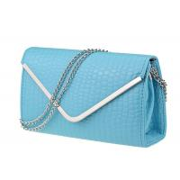 Buy cheap Custom Classical Faux Leather Messenger Bag for Ladies M1008 from wholesalers