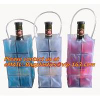 Wholesale vinyl portable cooler bags, pen holder, vinyl pack bags, pvc button bags, promotion bag from china suppliers