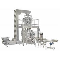 Wholesale Frozen Food Vertical Packaging Machine 5 - 70 Bags / Min High Speed from china suppliers