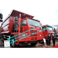 Wholesale SINOTRUK Heavy Duty Dump Truck HOVA 60TON MINING DUMP TRUCK 6x4  Euro 2、3   20-60 ton from china suppliers