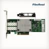 PCI Express x8 Dual Port SFP+ 10 Gigabit Server Adapter(Intel 82599ES Based) for sale
