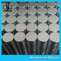 Wholesale Small Disc Round Industrial Neodymium Magnets N35 Grade For Jewerly Box from china suppliers
