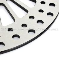 China 11.5 Harley Davidson Parts Motorcycle Brake Disc Rotor Dyna Low Rider Steel for sale