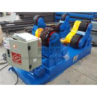 Wholesale Self Aligning type Pipe Welding Rotator With 20T Capacity for Boiler Automatic Welding from china suppliers