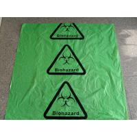 Wholesale BIOHAZARD bag, PE asbestos bag, biohazard bag, pe cover film, rubble sack from china suppliers