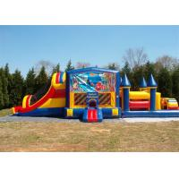 Wholesale Durable Commercial Bounce House Obstacle Course For Adult Inflatable Games from china suppliers
