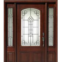 Wholesale decorative glass panels for wooden doors from china suppliers