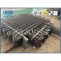 China Boiler Spare Parts Superheater For Utility / Power Station , High Efficiency Heat Exchanger for sale