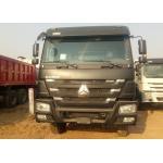 China 6x4 10 Wheel Heavy Duty Drum Truck Sinotruk Howo7 20M3 Capacity Hw76 Cabin for sale