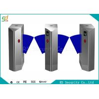 Wholesale Intelligent Double Wing Flap Barrier Gate Turnstile Barrier Ferry Club School Barrier from china suppliers