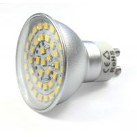 Wholesale sliver aluminum housing led spot down lights GU10 MR16 bulb led lamps 12V outdoor lighting from china suppliers