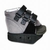 China Post-op Shoe with Mesh Fabric Upper, EVA, Rubber Outsole and 10mm Removable Insole on sale