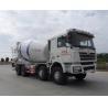 Shaanxi Automobile Delong top four after eight mixer (CSC5315GJBS Chu Sheng conc for sale