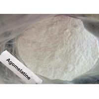 Wholesale Pharmaceuticals 99% Agomelatine For Antidepressant CAS 138112-76-2 from china suppliers