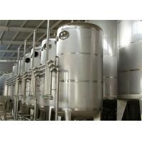 Buy cheap Large Scale Complete Dairy Processing Line 100-1000kg/H Capacity ISO Passed from wholesalers