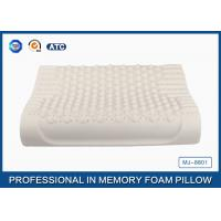 Wholesale Massage Wave Contour Latex Foam Bed Pillows Organic Pillows with Tencel Pillow Cover from china suppliers