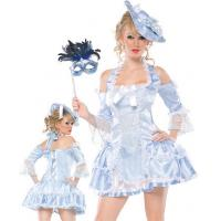 Wholesale Victorian Flirt Womens Sexy Costumes Gypsy Clothes Dance For Christmas Party from china suppliers