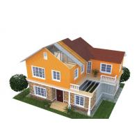 China engineered steel homes Fiber Cement Board Floor G450/G550 Shaft Material on sale