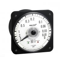 Wholesale 80 * 80mm Round Type AC InsulationResistance Meter With Relay Alarm from china suppliers