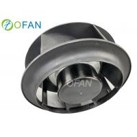 Wholesale Fireplace Centrifugal Backward Curved Fan , EC Motor Centrifugal Roof Fans from china suppliers