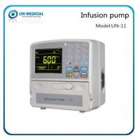 China Ce Approved Mini Medical Portable Infusion Syringe Pump Feeding Pump on sale