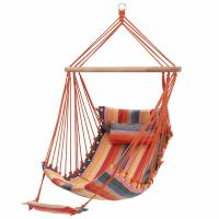 Wholesale Rainbow Colour Outdoor Hammock Chair Anti Mosquito Comfortable  200X300Cm from china suppliers