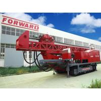 Wholesale Full Hydraulic Multifunction Top Drive Drill Rig TDR-50 with drilling depths up to 1500m from china suppliers