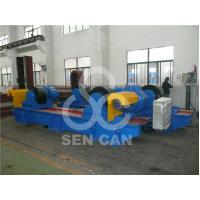 Wholesale 500T High Efficient Pipe Welding Rotator Yellow / Orange With Metal Rollers from china suppliers