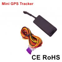 China Portable E-bike GPS Tracker Product With Plastic Shell And MTK GPS Module on sale