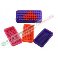 Building Blocks iPhone 4 Silicone Cases With anti - Shock Dust - Proof Function for sale