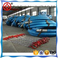 Wholesale Suction drilling Mud large diameter 4 layers steel wire hose from china suppliers