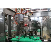 Small Liquid Beer Bottle Capping Machine Tea Drink And Alcohol Filling for sale