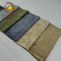 Buy cheap pinted Holland Velvet Fabric for Egypt and Mexico from wholesalers