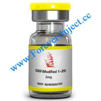 Wholesale CJC-1295 , peptide , 2mg , Synonyms : CJC1295 , MOD GRF 1-29 , cas 863288-34-0 from china suppliers