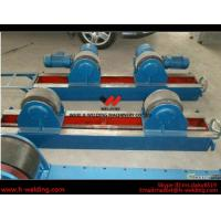 Wholesale Conventional 10 Ton Tank Welding Rotators for Boiler Industry , PU Roller Turning Rolls from china suppliers
