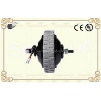 Wholesale 6 Inch Brushed Gear DC Wheel Hub Motor With Tyre 75W Wheelchair Scooter Motor from china suppliers