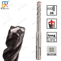 Wholesale BMR TOOLS Direct Supply 6 x 110mm SDS Plus Shank Hammer Drill for Concrete Drilling from china suppliers