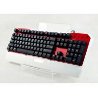 Wholesale RGB Mechanical Keyboard Blue Switch For PC Computer Notebook Mac 104 Keys from china suppliers