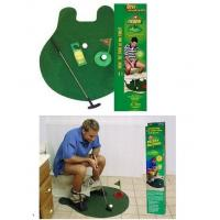 Wholesale Potty Putter Mini golf toys from china suppliers