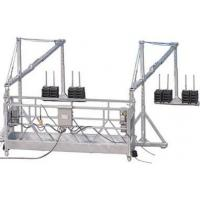 Buy cheap Ship Repairing Rope Suspended Platform , Temporary Suspended Access Platforms from Wholesalers