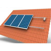 Wholesale Adjustable Tile Solar Panel Roof Mounting Systems With 10 Years Warranty from china suppliers