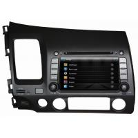 Wholesale Ouchuangbo Car Stereo Radio GPS Navigation for Honda Civic (left) 2006-2011 DVD Player USB iPod UI interface OCB-7035A from china suppliers