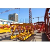 China Hydraulic Jib Length 50m Tower Crane with 5t Max Load for Sales on sale