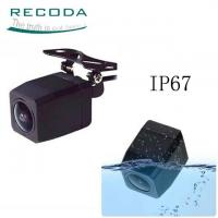 China Waterproof HD Hidden Cameras In Cars Night Vision 170 Degree Super Wide Angle on sale