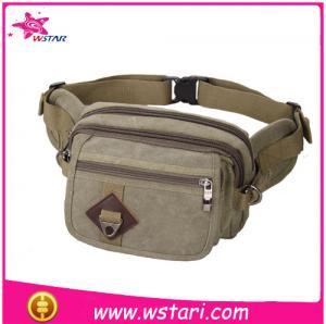 China 2015 Sport Waist Bag,nursing running bag,waist belt men canvas polyester bag on sale